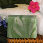 Heavenly Honeydew Soy Soap