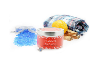 Flannel Pajamas Fragrance Beads