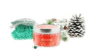 winter fragrance beads