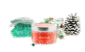 winter fragrance beads